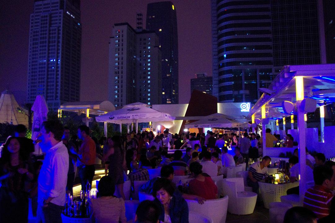 Shenzhen nightlife and street sex
